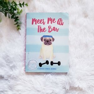 🔥SALE Molly & rex guided fitness pug journal